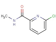 6-chloro-N-methyl-2-pyridinecarboxamide