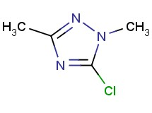 5-chloro-1,3-dimethyl-1H-1,2,4-triazole