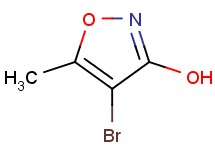 4-bromo-5-methyl-3-isoxazolol