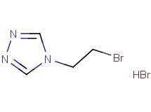 4-(2-bromoethyl)-4H-1,2,4-triazole