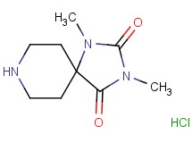 1,3-dimethyl-1,3,8-triazaspiro[4.5]decane-2,4-dione