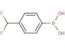 [4-(difluoromethyl)phenyl]boronic acid
