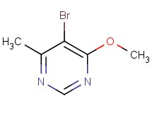 5-bromo-4-methoxy-6-methylpyrimidine