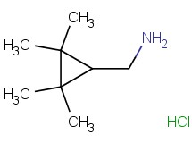 1-(2,2,3,3-tetramethylcyclopropyl)methanamine