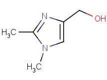 (1,2-dimethyl-1H-imidazol-4-yl)methanol