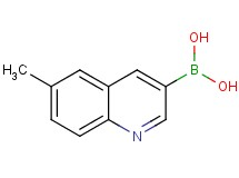 (6-methyl-3-quinolinyl)boronic acid