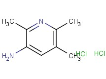 2,5,6-trimethyl-3-pyridinamine dihydrochloride