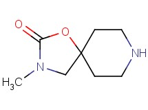 3-methyl-1-oxa-3,8-diazaspiro[4.5]decan-2-one