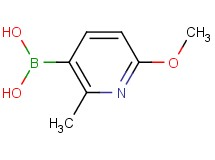 (6-methoxy-2-methyl-3-pyridinyl)boronic acid