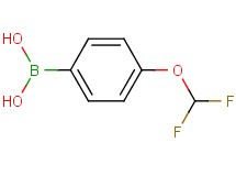 [4-(difluoromethoxy)phenyl]boronic acid