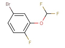 4-bromo-2-(difluoromethoxy)-1-fluorobenzene
