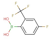 [4-fluoro-2-(trifluoromethyl)phenyl]boronic acid