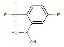 [5-fluoro-2-(trifluoromethyl)phenyl]boronic acid