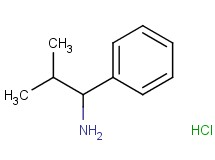 (2-methyl-1-phenylpropyl)amine hydrochloride