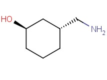 trans-3-(aminomethyl)cyclohexanol