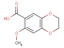 7-methoxy-2,3-dihydro-1,4-benzodioxine-6-carboxylic acid