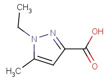 1-ethyl-5-methyl-1H-pyrazole-3-carboxylic acid