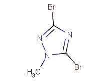 3,5-dibromo-1-methyl-1H-1,2,4-triazole