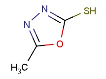 5-methyl-1,3,4-oxadiazole-2-thiol