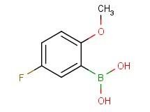 (5-fluoro-2-methoxyphenyl)boronic acid