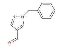 1-benzyl-1H-pyrazole-4-carbaldehyde